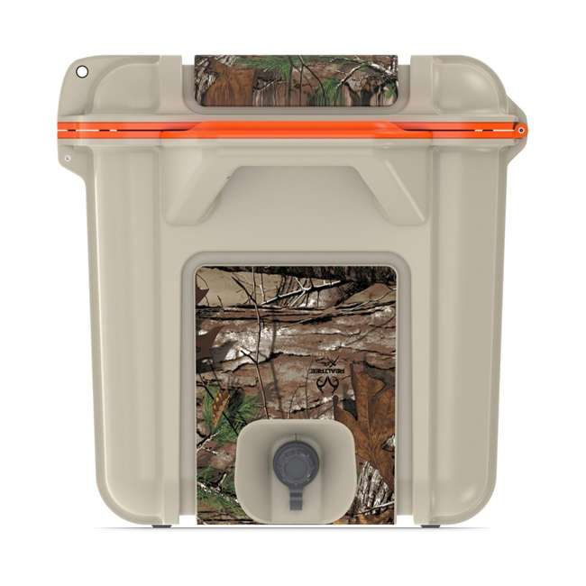 77-54464 Otterbox Venture Heavy Duty Outdoor Camping Fishing Cooler 45-Quarts, Back Trail 9
