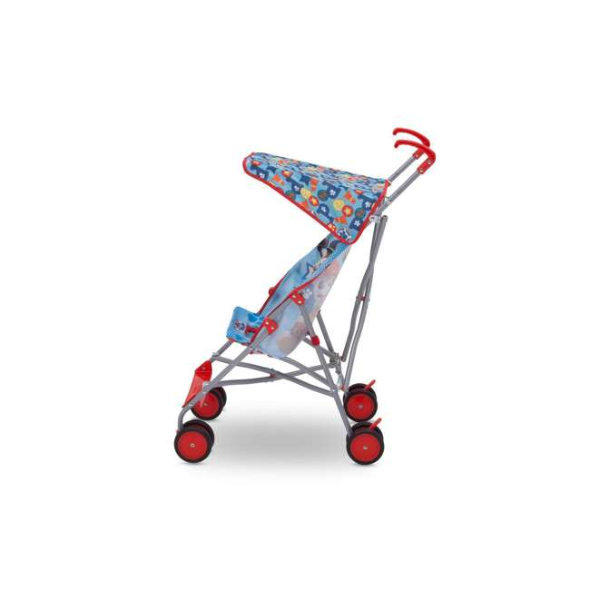 11021-637 Nickelodeon Paw Patrol Lightweight Travel Umbrella 3 Point Harness Baby Stroller 3