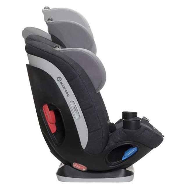 CC209ETK Maxi-Cosi Magellan 5-in-1 Convertible Car Seat with Chest Clip, Nomad Black 6