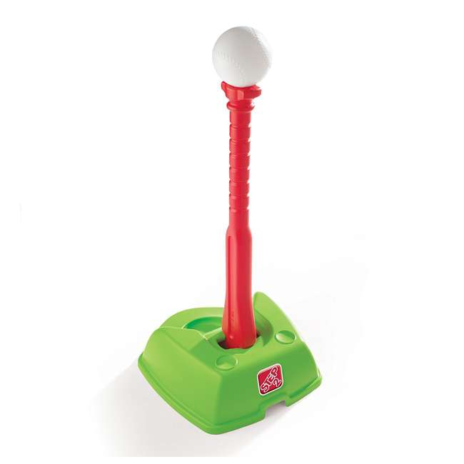 844300-U-A Step2 Toddler 2-in-1 T-Ball and Golf Indoor/Outdoor Sports Play Set (Open Box) 3