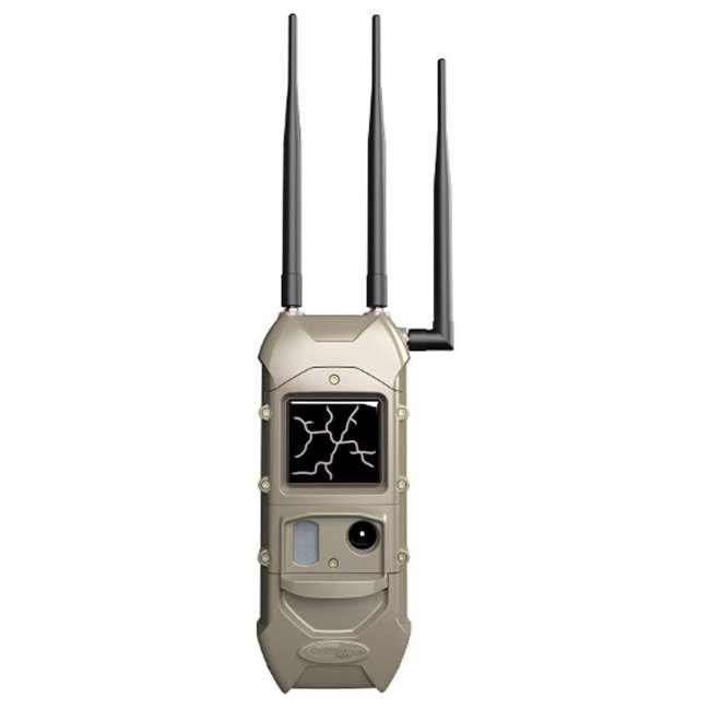 K-5789 Cuddeback CuddeLink 20MP Dual Cell Trail Camera, Brown