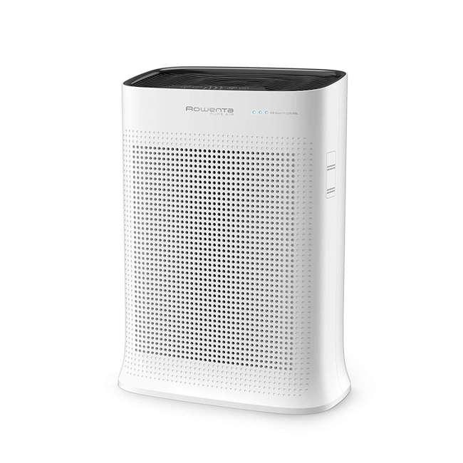 PU3030U0 Rowenta PU3030U0 Air Purifier Cleaner with Active Air Carbon Filter, White