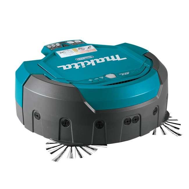 DRC200Z-OB Makita 18V X2 LXT Lithium-Ion Brushless Cordless Robotic Vacuum (Open Box)