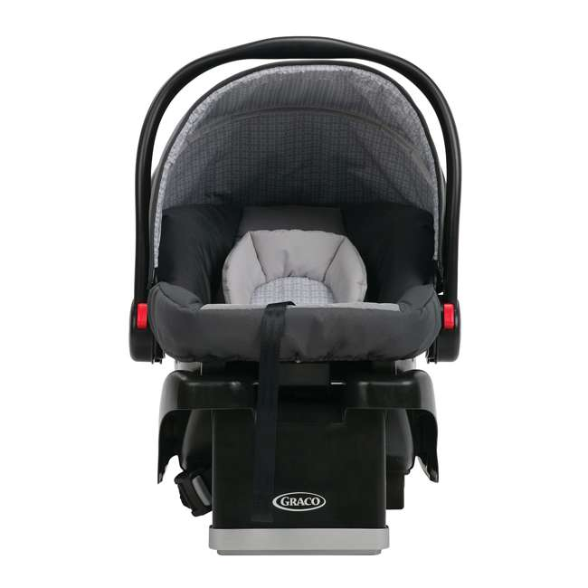Graco DuoGlider Click Connect Double Stroller Travel ...