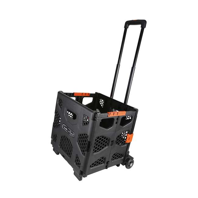 85-015 Olympia Tools 85-015 Grand Pack n Roll Portable Folding Storage Dolly w/ Wheels