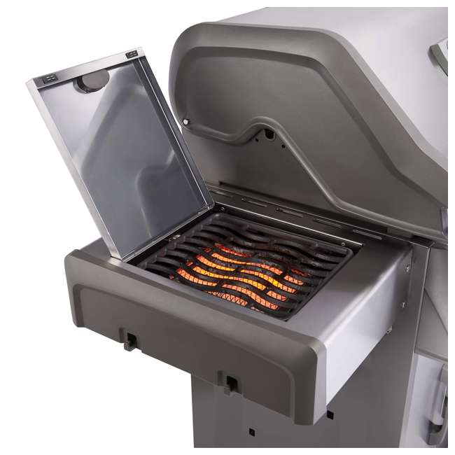 R425SIBPSS-OB Napoleon Rogue 425 Propane Gas Grill with Side  (Open Box) 5