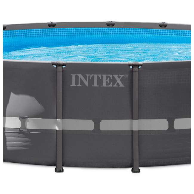 "28931T Intex 20' x 52"" Above-Ground Ultra Frame Pool Set with Pump 1"