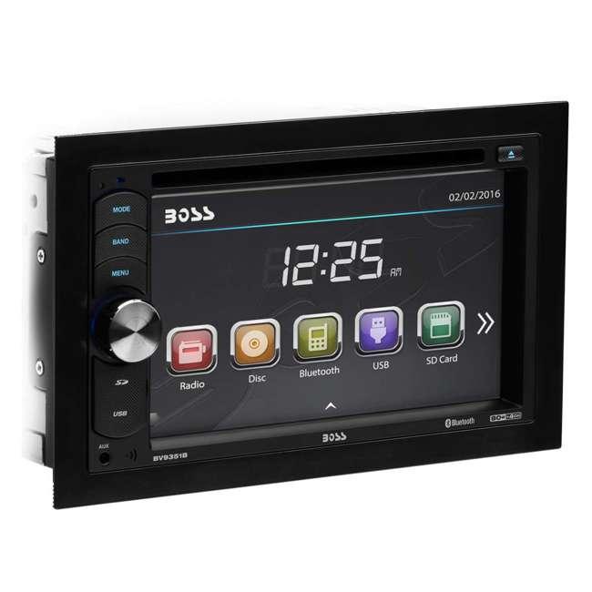 4 x BV9351B Boss Audio Double DIN In-Dash Touchscreen Car Reciever (4 Pack) 3