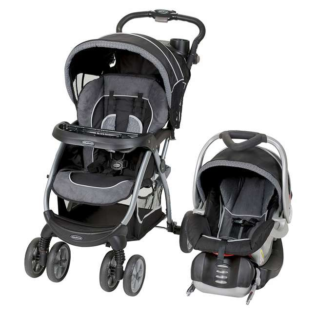 TS35014 Baby Trend Encore Lite Baby Stroller & Infant Car Seat Travel System, Archway