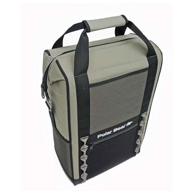 PB 397 Polar Bear Coolers Backpack Pack Eclipse Cooler 1