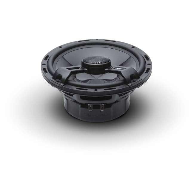 "T1650 Rockford Fosgate Power T1650 150W Max 6.5"" 2 Way Full Range Car Speakers, Pair 4"