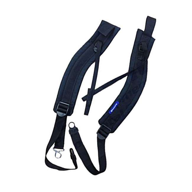 HV-PA-511803001 Husqvarna 511803001 Left and Right Padded Carry Straps for Backpack Leaf Blowers