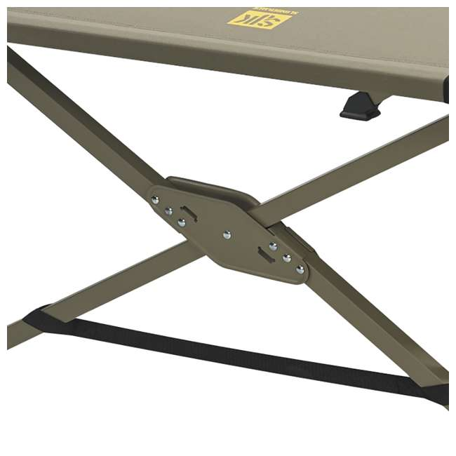 56880016 Slumberjack Portable Tough Cot with Carry Bag (2 Pack) 5