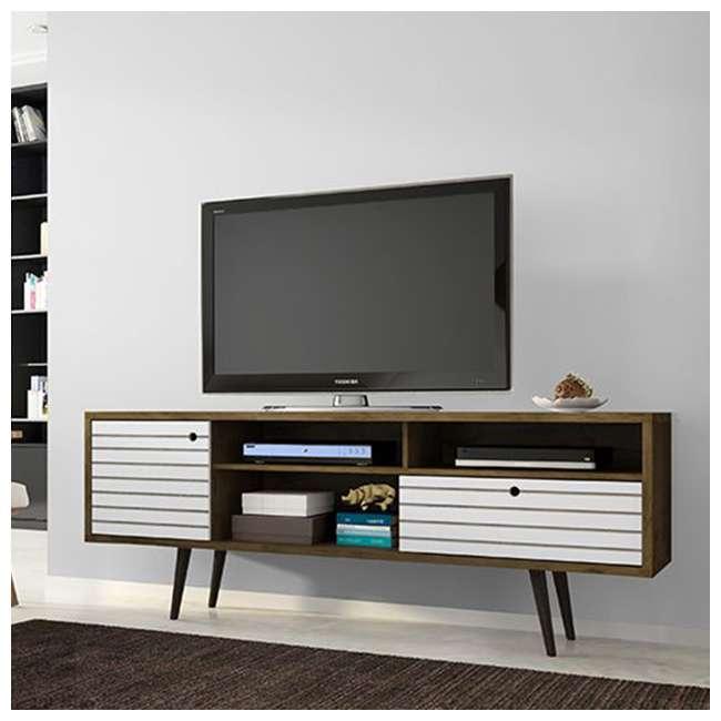 202AMC96 Manhattan Comfort Liberty 70.86 Inch Mid Century Modern Wood TV Stand with Legs 3