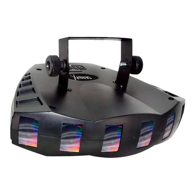 DERBY-X-RB Chauvet DJ Derby X 90-LED Rgb DMX-512 Strobe Light Pro Club Lighting Effect 2