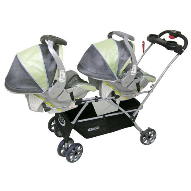 1305TW Baby Trend Snap N Go Double Stroller   1305TW 1