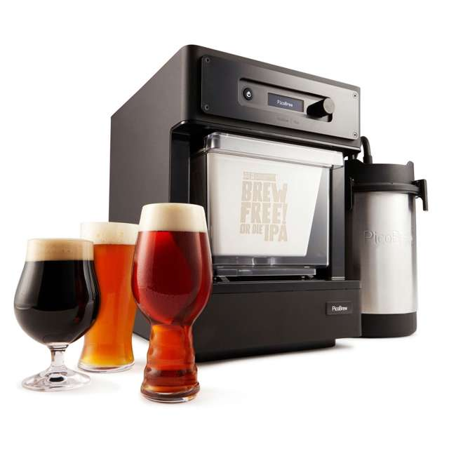 PicoBrew Pico Model C Home Brewing Appliance Set : PICO-C ...