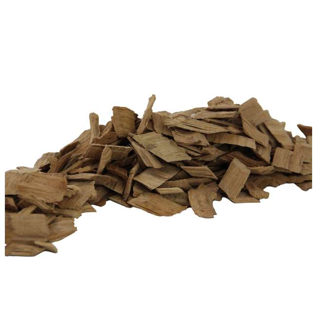 4 x 1749 Jack Daniel's Whiskey Barrel Smoking Oak Wood Chips, 180 Cubic Inches (4 Pack) 2