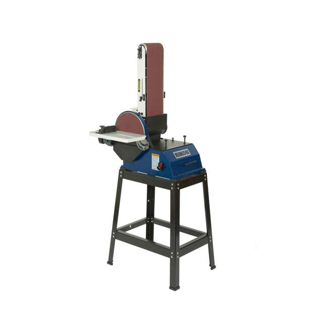 50-122 Rikon 50-122 Adjustable Disc Sander 6 x 48-Inch Belt, 10 Inch Disc with Stand 3