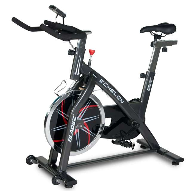 ECHELON-U-C Bladez Echelon GS Stationary Indoor Cardio Exercise Fitness Bike (For Parts)