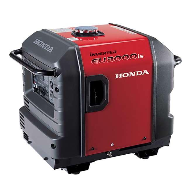 EU3000IS1A Honda EU3000IS1A 3000 Watt Portable Super Quiet Gas Powered Generator