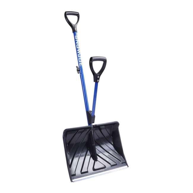 SNJ-SJ-SHLV01 Snow Joe Snow Shovel with Spring Assisted Handle