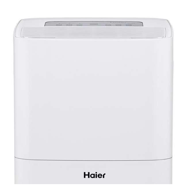 HEN70ETFP Haier 70-Pint 2-Speed Digital Control Portable Dehumidifier with Pump 4