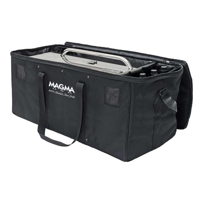 A10-1293 Magma Products A10-1293 Padded Grill Accessory Carrying Storage Case, Black 1