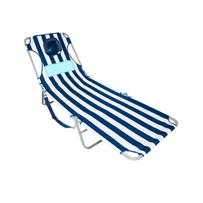 LCL-1006S Ostrich Comfort Lounger Face Down Chaise Beach Chair 1