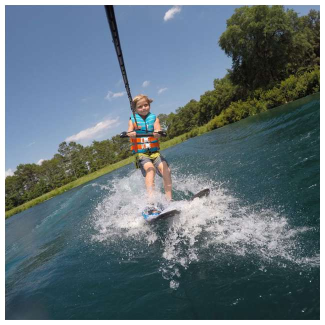 61190310-CON CWB Connelly Cadet Kids Combo 45 Inch Water Sports Skis 3