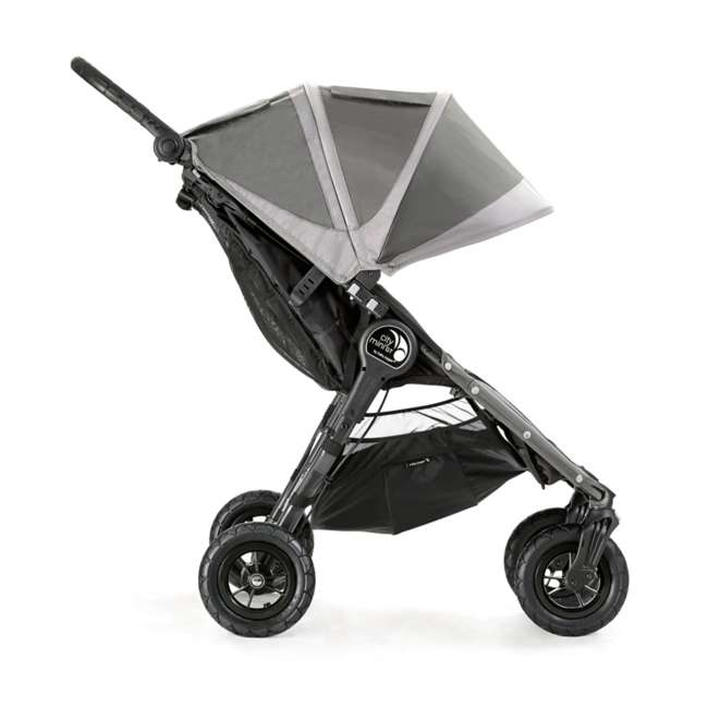 1962773 Baby Jogger City Mini GT Double Stroller, Gray 2