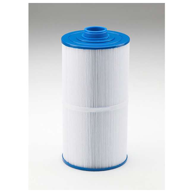 6 x 78460 Lifesmart 303279 50 Ft Replacement Spa Filter Cartridge (6 Pack) 1
