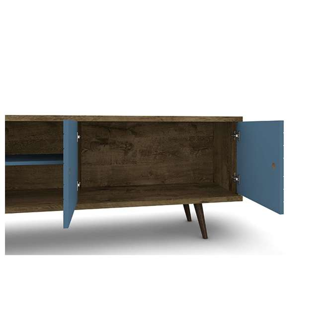 201AMC93 Manhattan Comfort Liberty 62.99 Inch Mid Century Modern Wood TV Stand with Legs 3