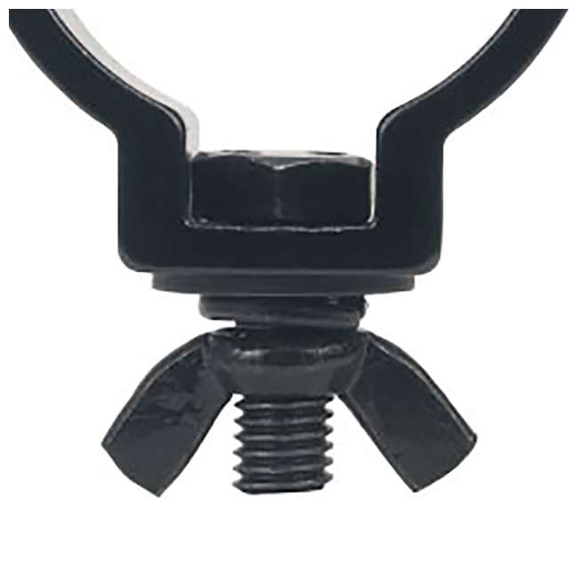 MINI-360-B Global Truss Mini 360 Light-Duty Clamp for 2-Inch Tubing (2 Pack) 4