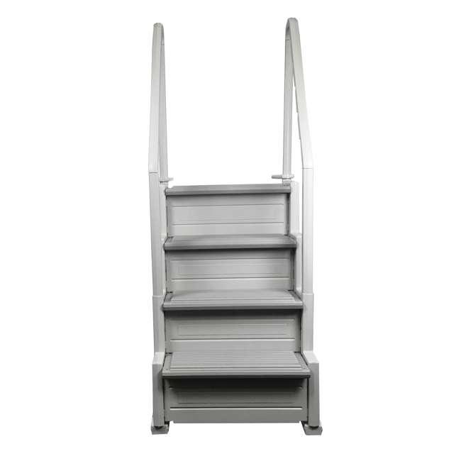 STEP-1 + 87953 Confer STEP-1 Pool Ladder and Ladder Mat 1