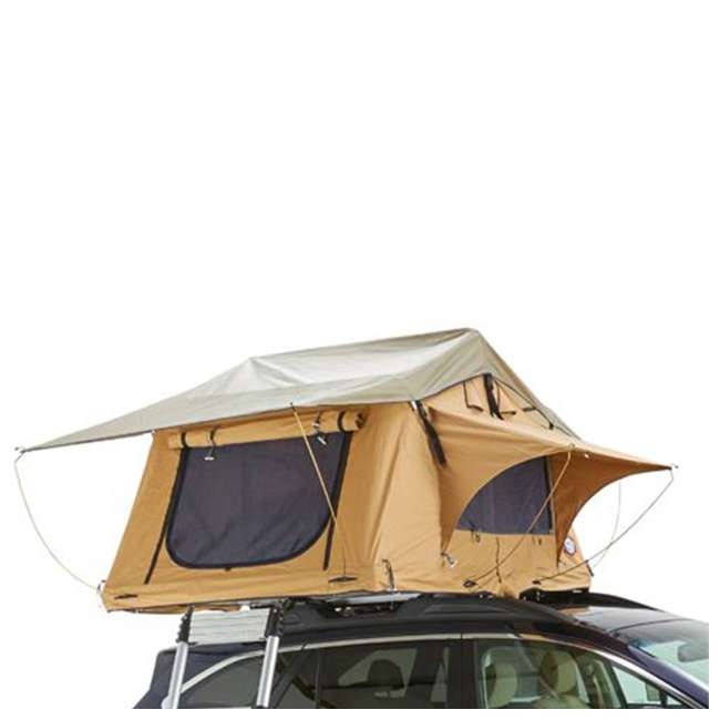 01AYR011606 + MTX02SO Tepui Tents Ayer Explorer 2 Person Car Roof Top Tent & MAXTRAX Recovery Device 4