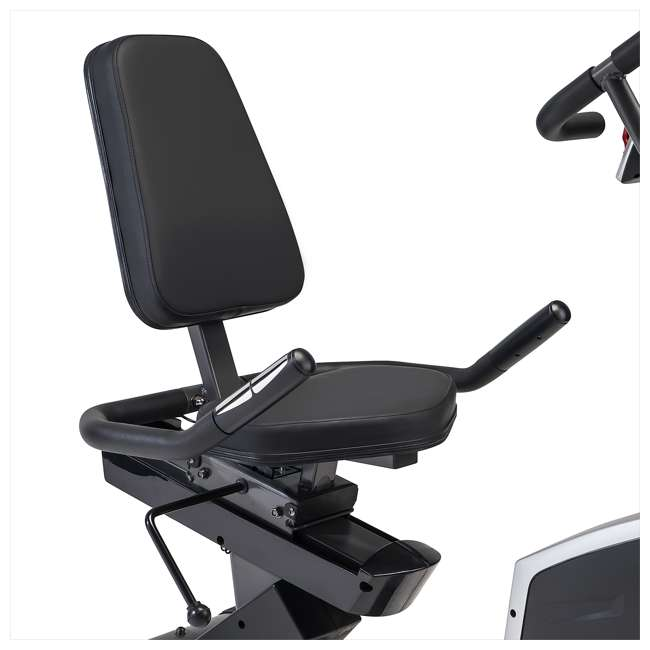ME-706-U-C Marcy Regenerating Magnetic Recumbent Home Workout Exercise Bike (For Parts) 7
