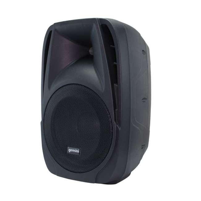 ES-210MXBLU Gemini ES-210MXBLU 10 Inch Passive Powered PA Speaker System 5
