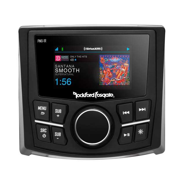 PMX-1R Rockford Fosgate Punch Marine Full-Function Wired Remote Display