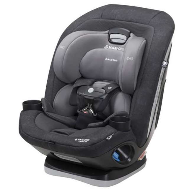 CC209ETK Maxi-Cosi Magellan 5-in-1 Convertible Car Seat with Chest Clip, Nomad Black 4
