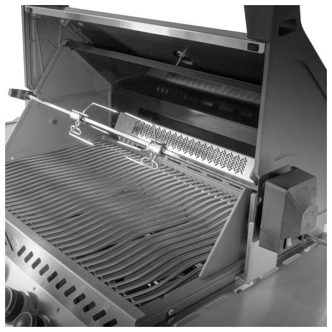BIP500RBPSS-3 Napoleon BIP500RBPSS-3 Built In Prestige 500 Infrared RB 760 Sq. Inch Gas Grill 5