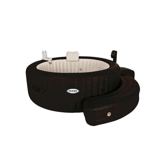 28508E Intex PureSpa Inflatable Bench Accessory | 28508E 1
