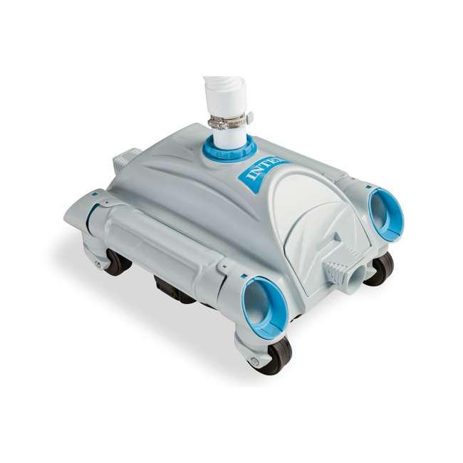 Intex Pool Plumbing : Intex gph above ground pool sand pump and
