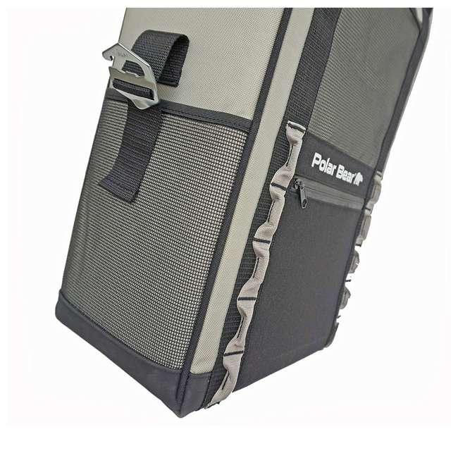 PB 397 Polar Bear Coolers Backpack Pack Eclipse Cooler 3