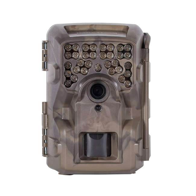 MCG-13333 Moultrie M4000i Compact Night Vision Deer Game/ Trail Camera, Smoke Screen Camo