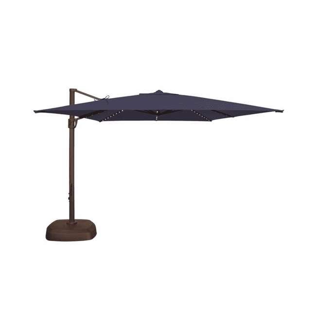 SSBSPA00 SimplyShade 7.5 x 32 Inch Patio Umbrella Base, Bronze 2