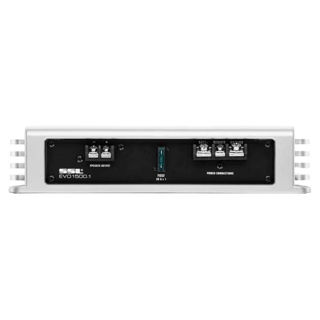 EVO1500.1 Sounstorm Ssl EVO1500.1 1500W Mono AB Amplifier with Remote 4