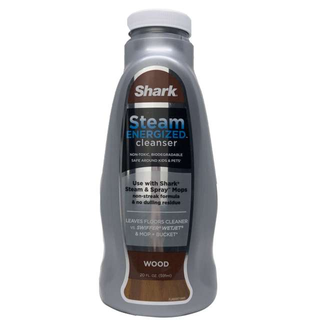 3 x XRT19WD Shark Ninja Sealed Steam Energized Wood Floor Cleanser (3 Pack) 1