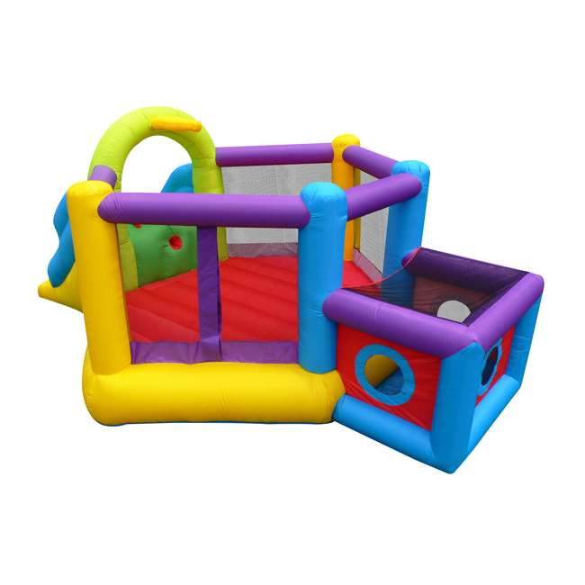 MTI-90947 Magic Time Fort N' Sport Bouncer 2
