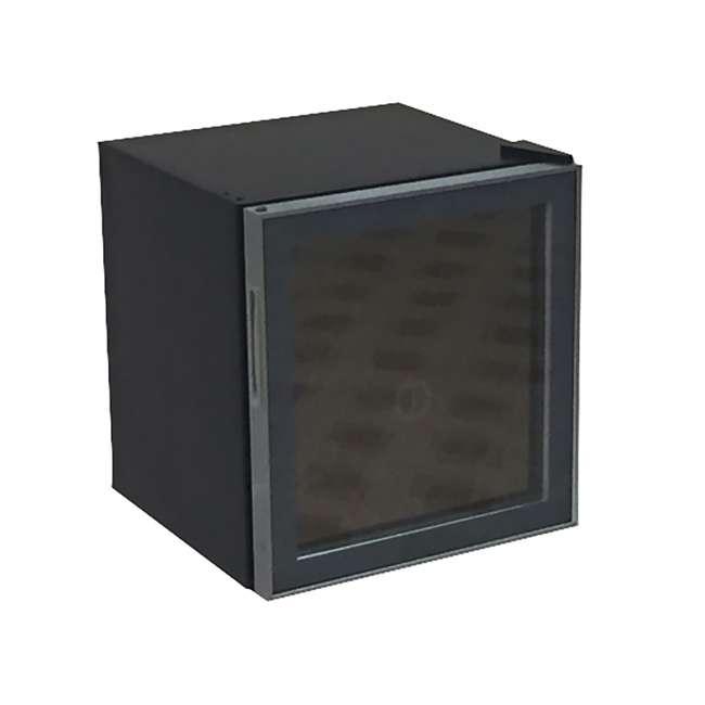 ARBC17T2PG-U-D Avanti ARBC17T2PG 1.6 Cubic Foot Beverage Refrigerator Mini Fridge (Damaged)
